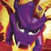 Spyro Orange: The Cortex Conspiracy (GBA) game cover art