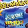 Sorry! / Aggravation / Scrabble Junior (GBA) game cover art