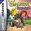 Shrek: Hassle at the Castle (GBA) game cover art