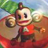 Super Monkey Ball Jr. (GBA) game cover art