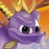 Spyro: Season of Ice (GBA) game cover art
