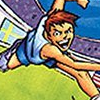 Super Dodge Ball Advance artwork