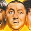 The Three Stooges (GBA) game cover art