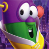 Veggie Tales: LarryBoy and the Bad Apple (GBA) game cover art