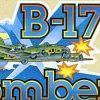 B-17 Bomber artwork