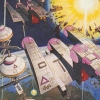 Space Armada (INTV) game cover art