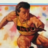 Super Pro Decathlon (INTV) game cover art
