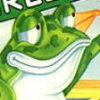 Frogger II: Threeedeep! artwork