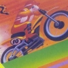 Motocross Racer (CVN) game cover art