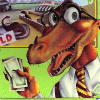 DinoPark Tycoon (3DO) game cover art