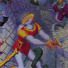 Dragon's Lair artwork