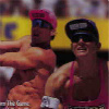 ESPN Let's Play Beach Volleyball (3DO) game cover art