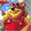 Fatty Bear's Fun Pack (3DO) game cover art