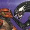 Alien vs. Predator (JAG) game cover art