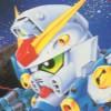 SD Gundam Dimension War (VB) game cover art