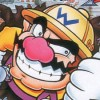 Virtual Boy Wario Land artwork