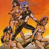 Planet of Lust (AMIGA) game cover art