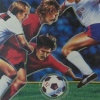World Class Soccer (LYNX) game cover art