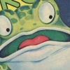 Frogger artwork