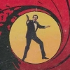 James Bond 007 (Atari 5200) game cover art