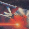 Star Trek (Atari 5200) game cover art