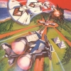 Xevious (Atari 7800) game cover art