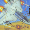 After Burner (Sega 32X) artwork
