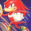 Knuckles' Chaotix artwork