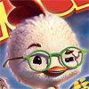 Disney's Chicken Little (PS2) game cover art