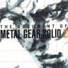 The Document of Metal Gear Solid 2 (PS2) game cover art