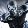 Fantastic 4: Rise of the Silver Surfer (PS2) game cover art