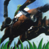 Gallop Racer 2003: A New Breed (PS2) game cover art
