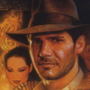 Indiana Jones and the Emperor's Tomb (PS2) game cover art