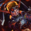 Jak X: Combat Racing (PS2) game cover art