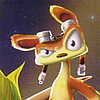 Jak and Daxter: The Precursor Legacy (PS2) game cover art