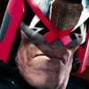 Judge Dredd: Dredd vs. Death artwork