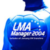 LMA Manager 2004 (PS2) game cover art