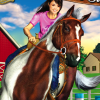 Let's Ride!: Silver Buckle Stables (PS2) game cover art