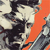 Metal Gear Solid 2: Sons of Liberty artwork