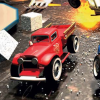 Micro Machines V4 (PS2) game cover art