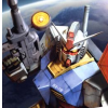 Mobile Suit Gundam: Gundam vs. Zeta Gundam (PS2) game cover art
