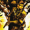 Metal Gear Solid 3: Snake Eater artwork