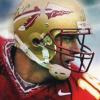 NCAA Football 2002 artwork