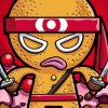Ninjabread Man artwork