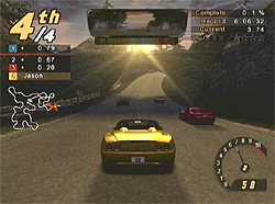 Honestgamers Need For Speed Hot Pursuit 2 Playstation 2