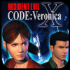 Resident Evil: Code Veronica X (PS2) game cover art
