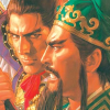Romance of the Three Kingdoms XI (PS2) game cover art