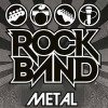 Rock Band Metal Track Pack (PS2) game cover art