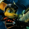 Ratchet & Clank: Going Commando (PS2) game cover art