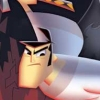 Samurai Jack: The Shadow of Aku artwork